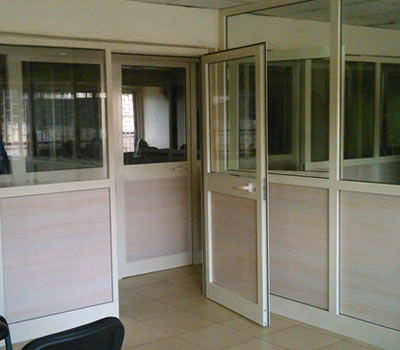 PARTITIONS & ITAL Aluminium Uganda Ltd - Windows \u0026 Doors Partitions Bank ... Pezcame.Com